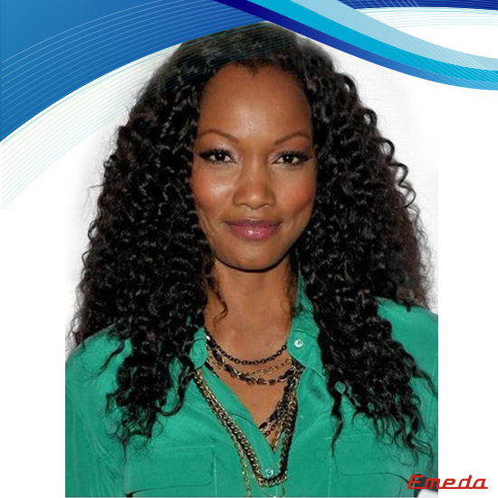 Glueless lace wig - 18